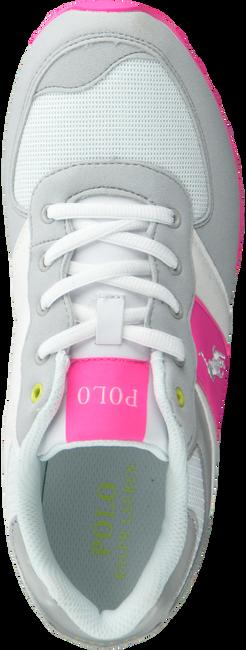 Graue POLO RALPH LAUREN Sneaker SLATON KIDS - large
