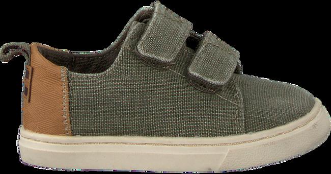 Grüne TOMS Sneaker LENNY  - large