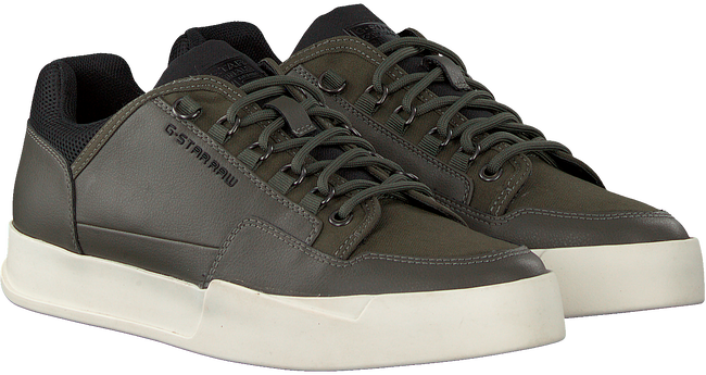 Grüne G-STAR RAW Sneaker RACKAM VODAN LOW  - large