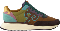 Mehrfarbige/Bunte WUSHU Sneaker low M109  - medium