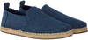 Blaue TOMS Espadrilles DECONSTRUTED ALPARGATA ROPE M - small