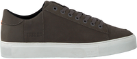 Graue HUB Sneaker low TOURNAMENT N42  - medium