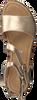 Goldfarbene GABOR Sandalen 862 - small