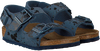 Blue BIRKENSTOCK PAPILLIO shoe MILANO KIDS  - small