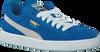 Blaue PUMA Sneaker SUEDE JR - small