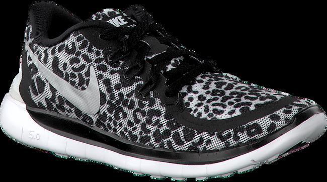 Schwarze NIKE Sneaker NIKE FREE 5.0 - large