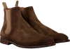 Braune CORDWAINER Chelsea Boots 18540  - small