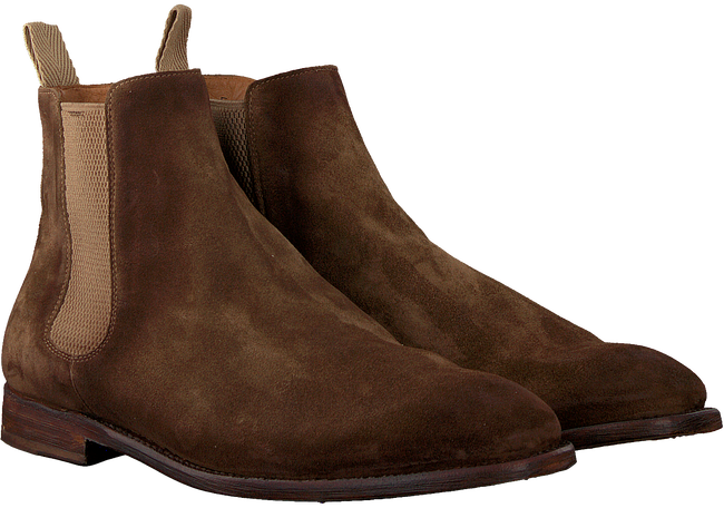 Braune CORDWAINER Chelsea Boots 18540  - large