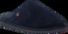 Blaue WARMBAT Hausschuhe CLASSIC UNISEX SUEDE - small