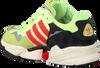 Graue ADIDAS Sneaker YUNG-96 J  - small