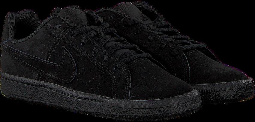 Schwarze NIKE Sneaker COURT ROYALE (GS)  - larger