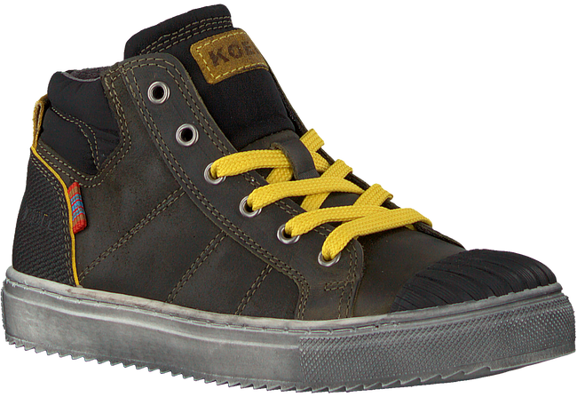 Grüne KOEL4KIDS Sneaker high KO896-AL-03  - large