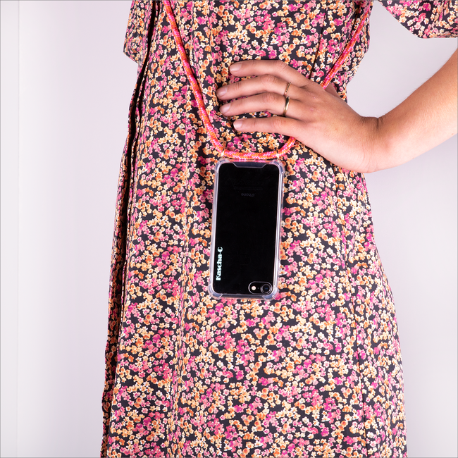 Rosane KASCHA-C Handy-Schutzhülle PHONECORD IPHONE 7+/8+  - large