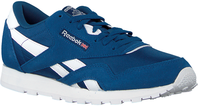 Blaue REEBOK Sneaker CL NYLON - large