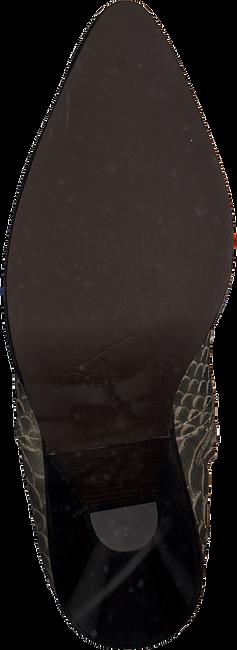 Goldfarbene TORAL Stiefeletten TL-12369  - large