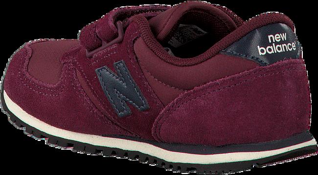 Rote NEW BALANCE Sneaker KE420 KIDS - large