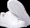 Weiße ADIDAS Sneaker low SUPERSTAR J  - small