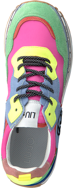 Mehrfarbige/Bunte LIU JO Sneaker low MAXI ALEXA  - large