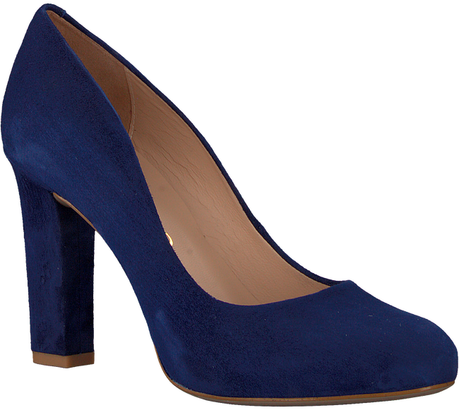 Blaue UNISA Pumps PAPUA - large