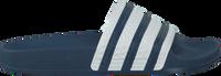 Blaue ADIDAS Zehentrenner ADILETTE DAMES - medium