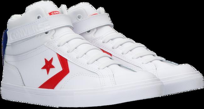 Weiße CONVERSE Sneaker high PRO BLAZE STRAP VARSITY  - large