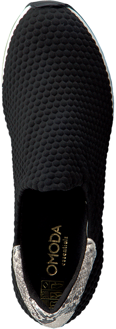 Schwarze OMODA Sneaker HIUMA  - large