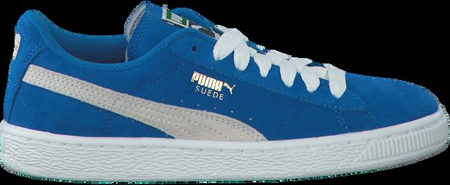 Blaue PUMA Sneaker SUEDE JR - large