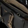 Schwarze GUESS Handtasche EILEEN SATCHEL  - small