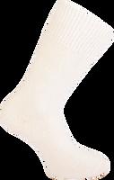Weiße MARCMARCS Socken ELLEN  - medium