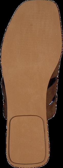 Cognacfarbene MIREIA PLAYÀ Pantolette FRIDA  - large