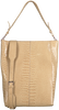 Beige HVISK Shopper CASSET CROCO  - small