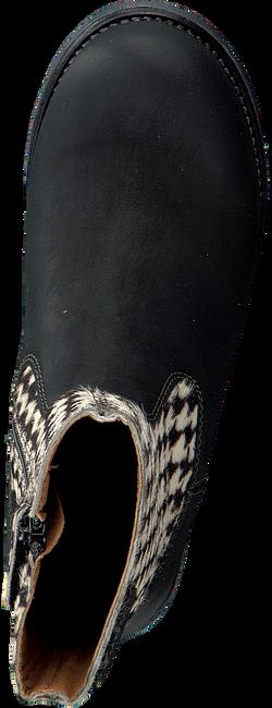 Schwarze OMODA Stiefeletten OM119671  - large