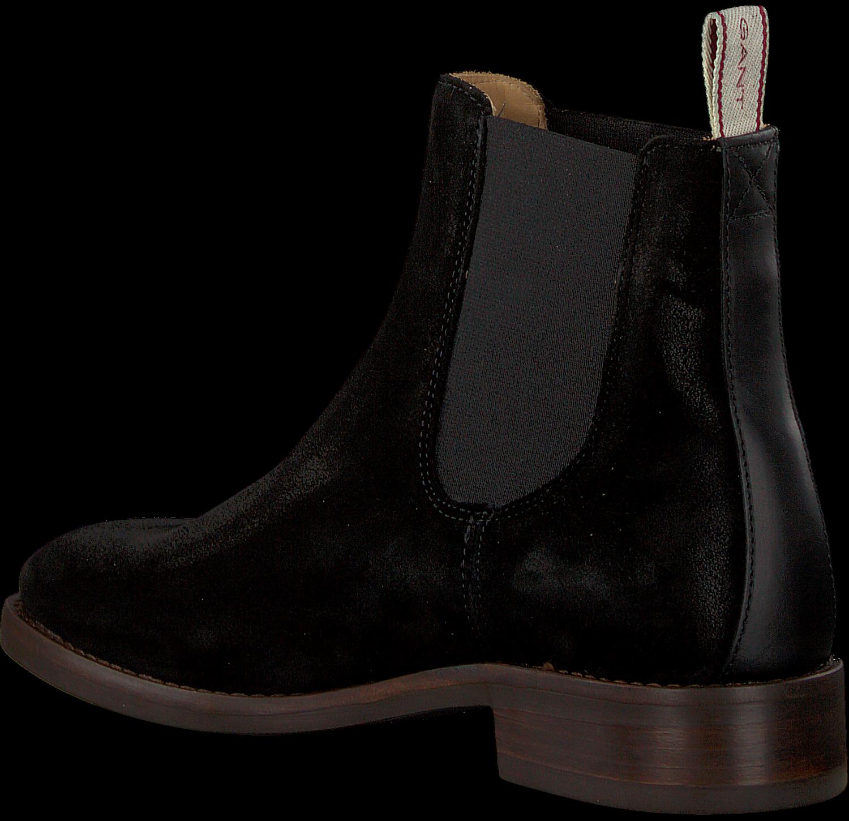 Schwarze GANT Chelsea Boots FAY