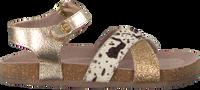 Goldfarbene GIOSEPPO Sandalen H48889  - medium
