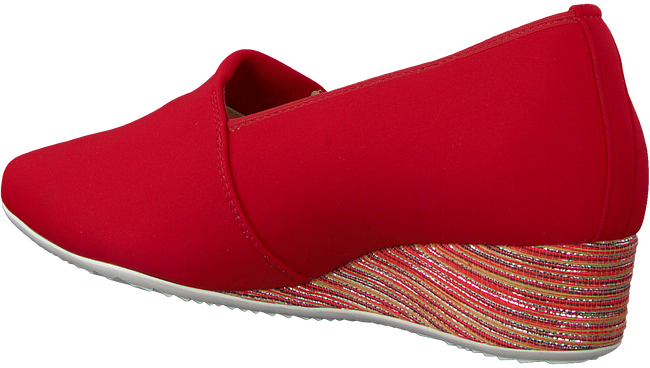 Rote HASSIA Slipper JESOLO  - large