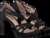 Schwarze FLORIS VAN BOMMEL Sandalen 85902  - small