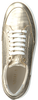 Goldfarbene NOTRE-V Sneaker low 2000\03  - small