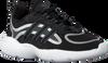 Schwarze ADIDAS Sneaker low HAIWEE C  - small