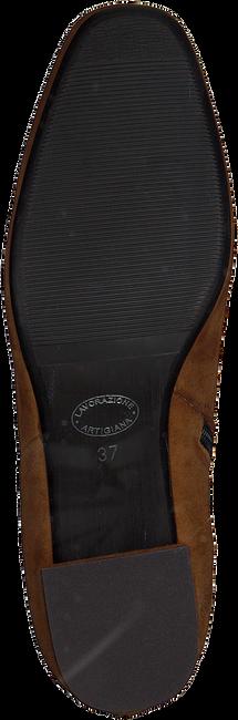 Cognacfarbene NOTRE-V Stiefeletten 119 30020LX  - large