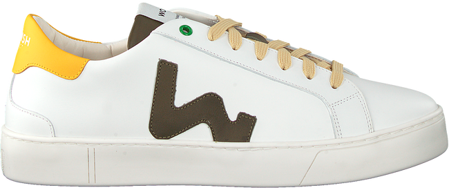 Weiße WOMSH Sneaker low SNIK  - large