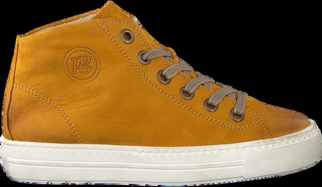 Gelbe PAUL GREEN Sneaker 4735  - large