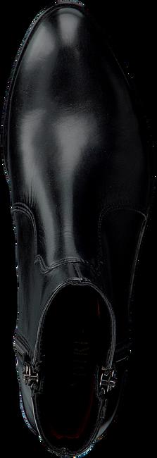 Schwarze NOTRE-V Stiefeletten 07A-202  - large
