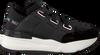 Schwarze RUCOLINE Sneaker 4074 NATURE LYCRA  - small