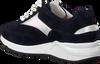 Blaue HASSIA Sneaker low VALENCIA  - small