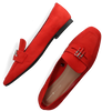 Rote TOMMY HILFIGER Ballerinas ESSENTIAL HARDWARE  - small