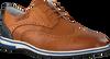 Cognacfarbene CYCLEUR DE LUXE Sneaker PULSANO  - small