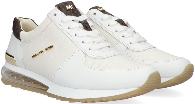 Weiße MICHAEL KORS Sneaker low ALLIE TRAINER EXTREME  - large