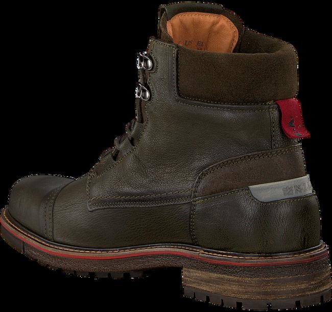Grüne NEW ZEALAND AUCKLAND Ankle Boots NEWEA HIGH TMB M - large