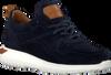 Blaue MAZZELTOV Sneaker 3955  - small