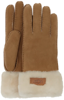 Braune UGG Handschuhe TURN CUFF GLOVE - medium